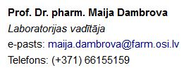 Dambrova-LV
