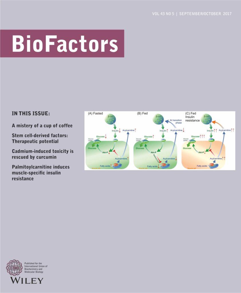 Cover Biofactors